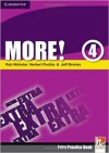 More! 4 First Edition Eğitim Seti: Student's Book + Workbook + Extra Practice Book