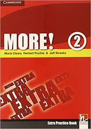 More! 2 First Edition Eğitim Seti: Student's Book + Workbook + Extra Practice Book